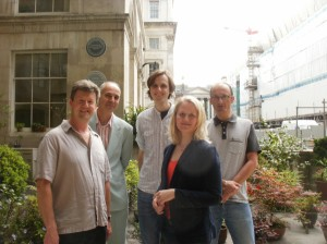 Committee of the Music and Philosophy Study Group 2011