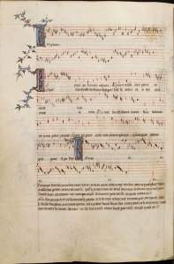 An analysis of Machaut's B18