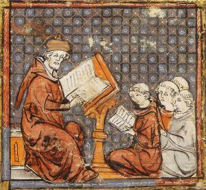 Money speaks louder than knowledge in the thirteenth-century university