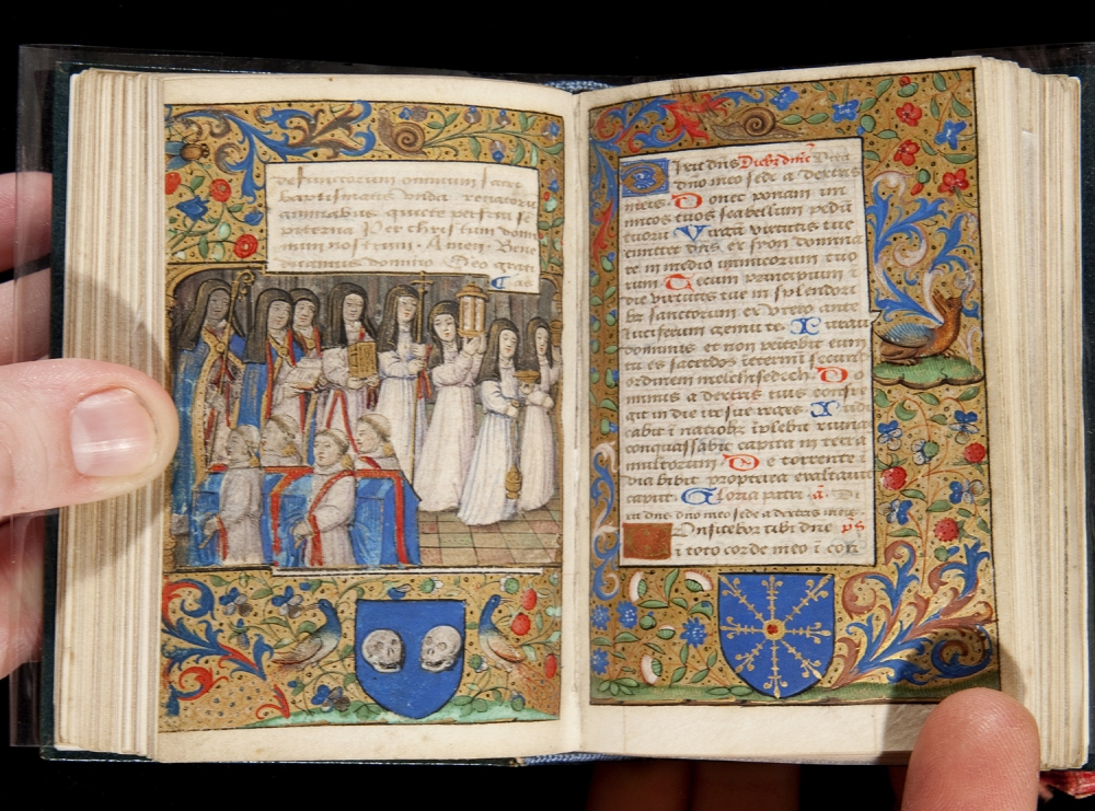 It might be technology, but a medieval manuscript is not an iPad (3/3)